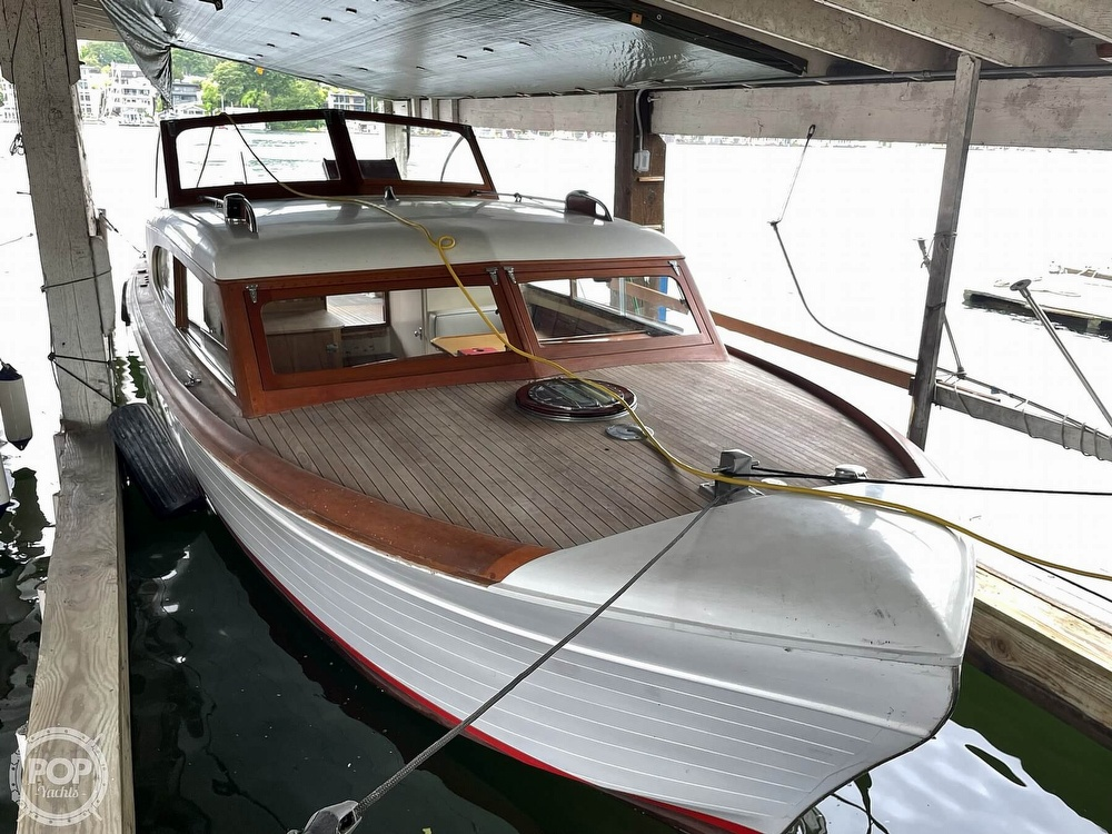 1952 Chris Craft boat for sale, model of the boat is El Capitan & Image # 25 of 40