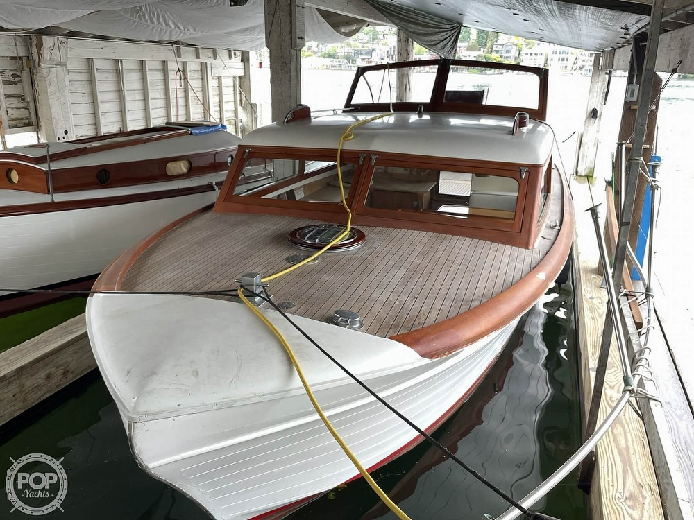 1952 Chris Craft boat for sale, model of the boat is El Capitan & Image # 5 of 40