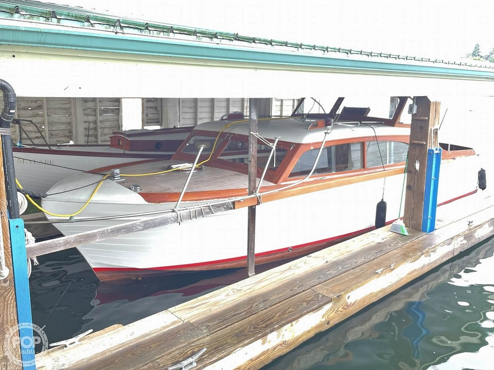1952 Chris Craft boat for sale, model of the boat is El Capitan & Image # 26 of 40