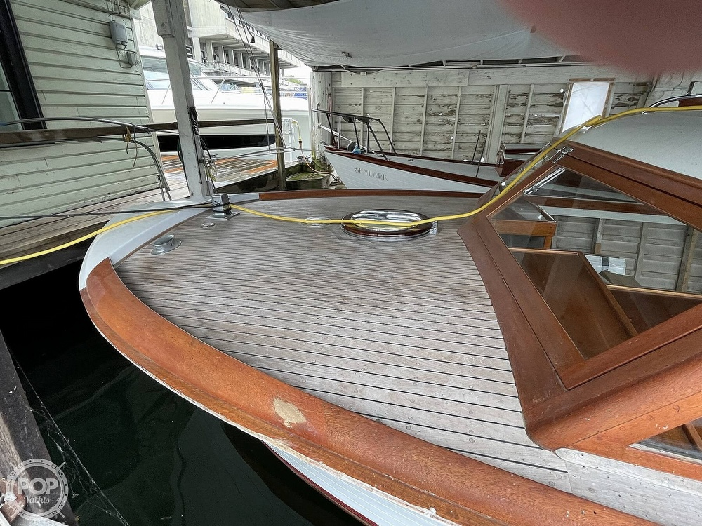 1952 Chris Craft boat for sale, model of the boat is El Capitan & Image # 28 of 40