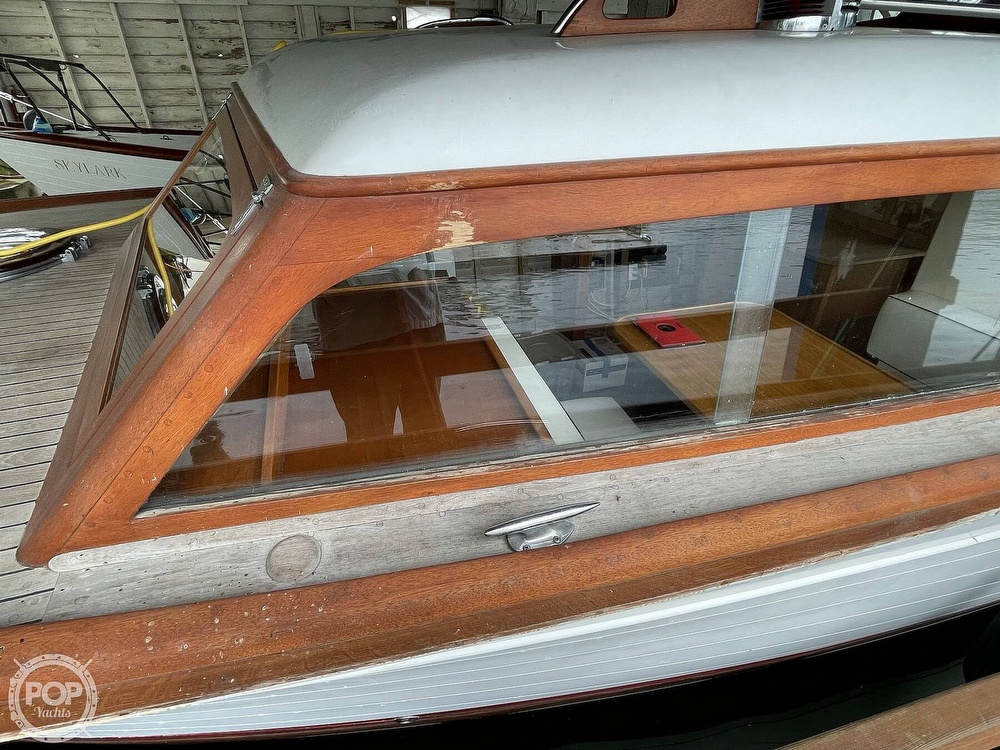 1952 Chris Craft boat for sale, model of the boat is El Capitan & Image # 30 of 40