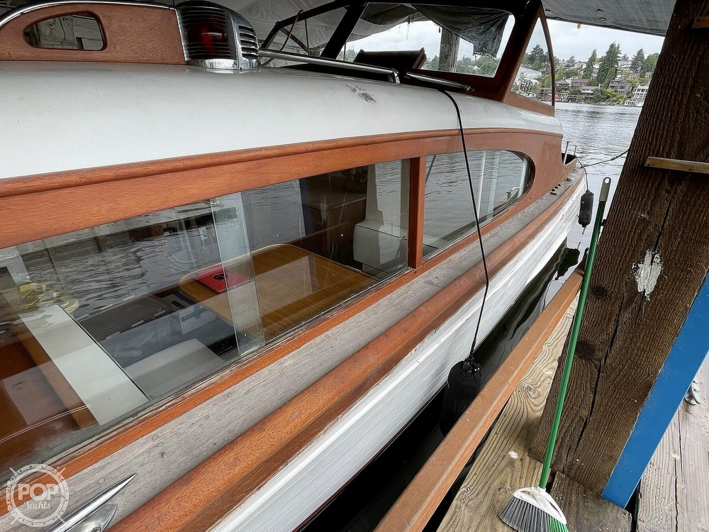 1952 Chris Craft boat for sale, model of the boat is El Capitan & Image # 31 of 40