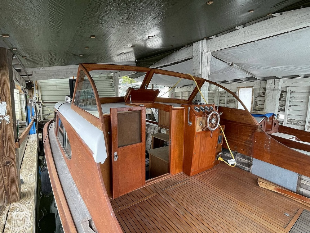 1952 Chris Craft boat for sale, model of the boat is El Capitan & Image # 37 of 40