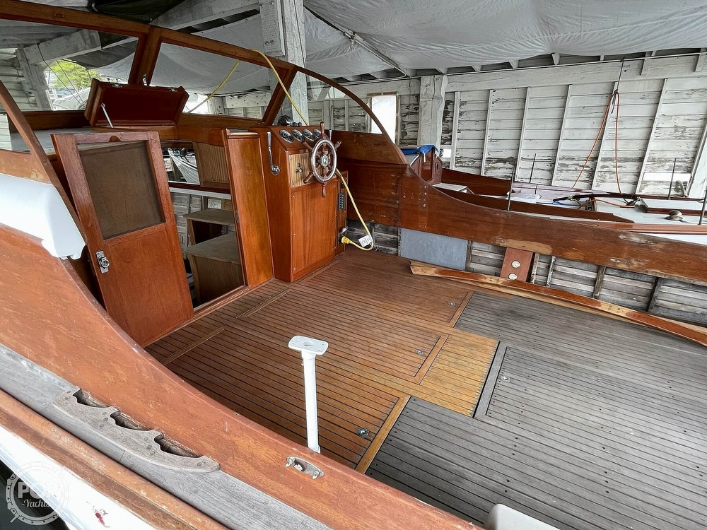 1952 Chris Craft boat for sale, model of the boat is El Capitan & Image # 38 of 40