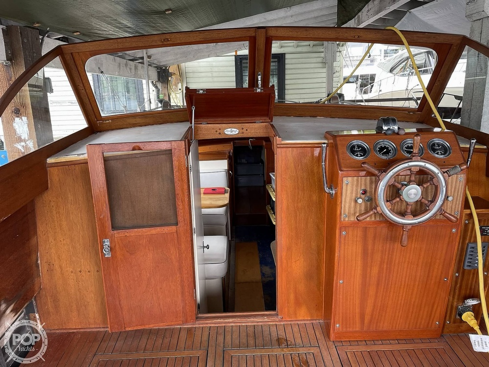 1952 Chris Craft boat for sale, model of the boat is El Capitan & Image # 2 of 40