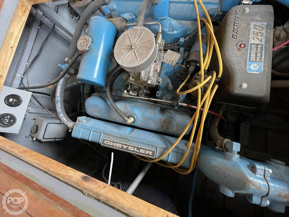 1952 Chris Craft boat for sale, model of the boat is El Capitan & Image # 13 of 40