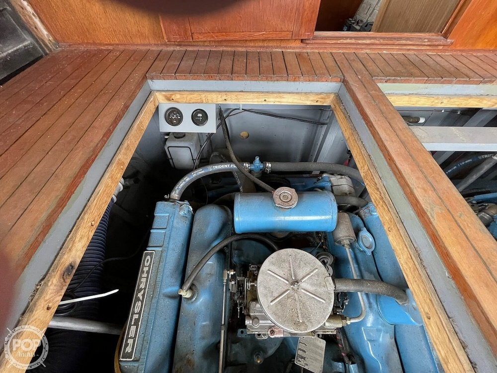 1952 Chris Craft boat for sale, model of the boat is El Capitan & Image # 14 of 40