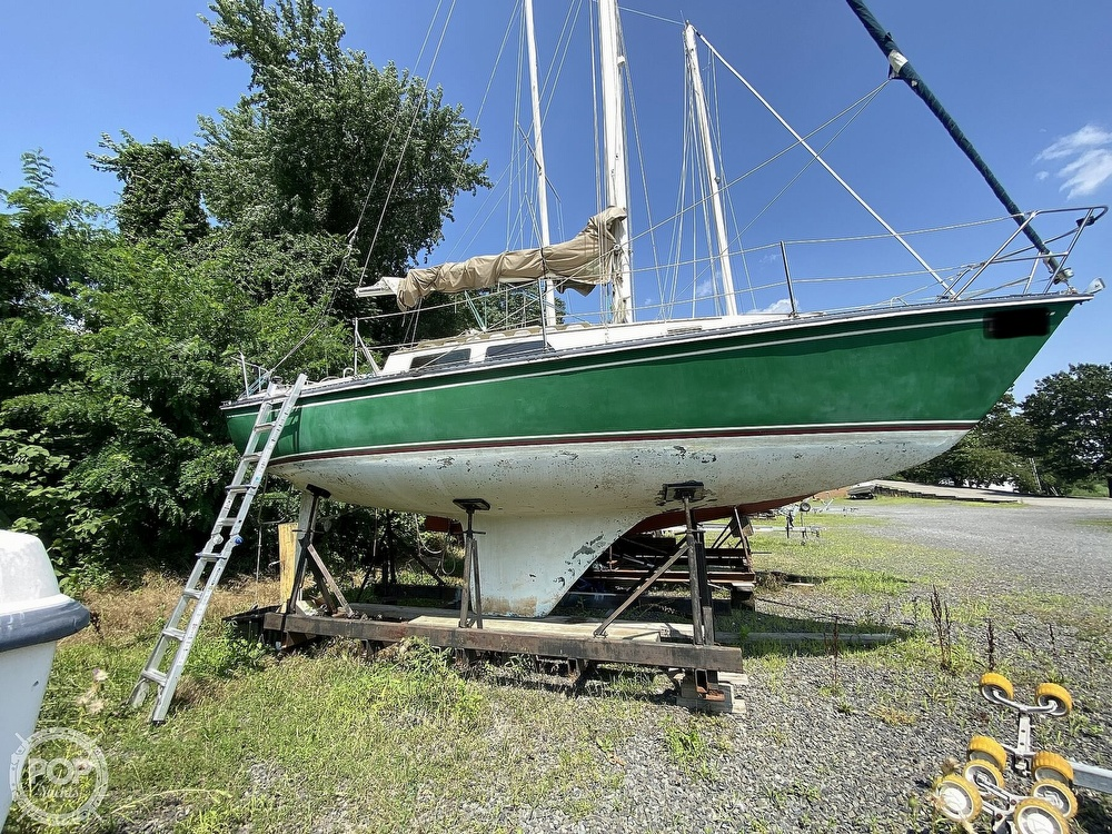 1987 Capital Yachts boat for sale, model of the boat is Newport 28 & Image # 6 of 40