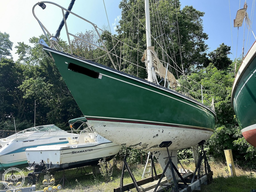 1987 Capital Yachts boat for sale, model of the boat is Newport 28 & Image # 5 of 40