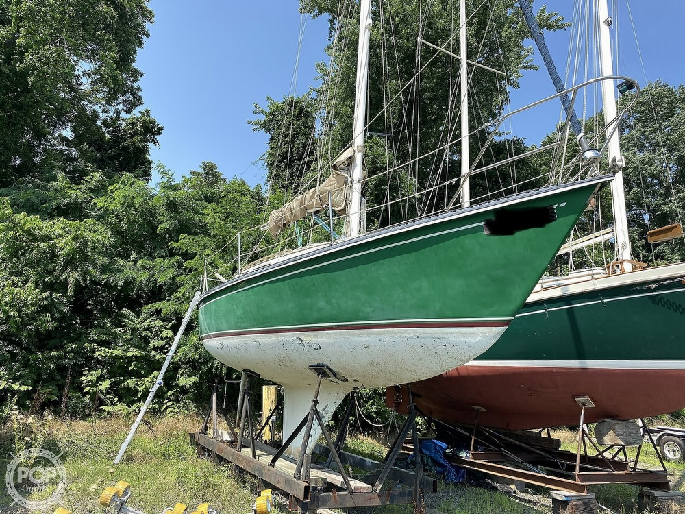 1987 Capital Yachts boat for sale, model of the boat is Newport 28 & Image # 4 of 40
