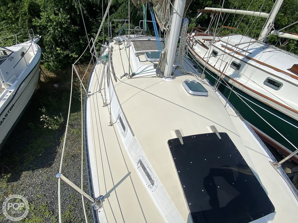1987 Capital Yachts boat for sale, model of the boat is Newport 28 & Image # 7 of 40