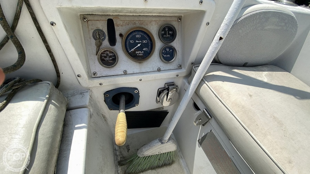 1987 Capital Yachts boat for sale, model of the boat is Newport 28 & Image # 14 of 40