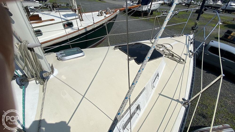1987 Capital Yachts boat for sale, model of the boat is Newport 28 & Image # 29 of 40