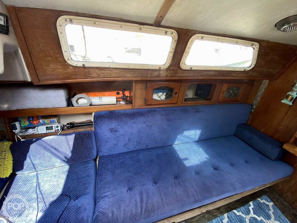 1987 Capital Yachts boat for sale, model of the boat is Newport 28 & Image # 40 of 40
