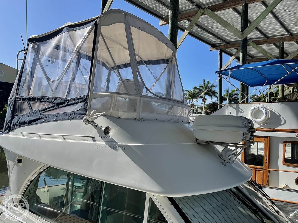 2005 Beneteau boat for sale, model of the boat is Antares 9.8 & Image # 6 of 40