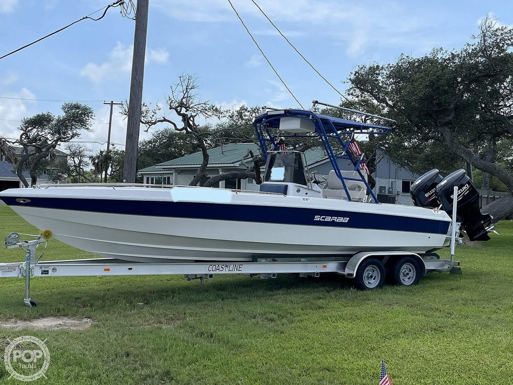 1994 Scarab boat for sale, model of the boat is 29 & Image # 2 of 40