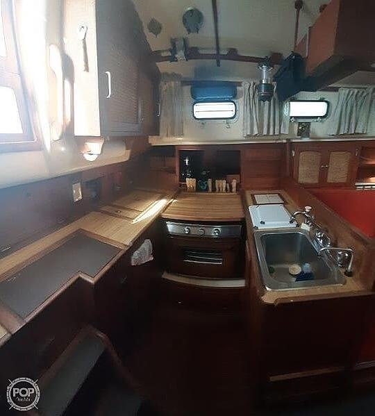 1984 Aloha Pontoons boat for sale, model of the boat is 34 & Image # 5 of 16