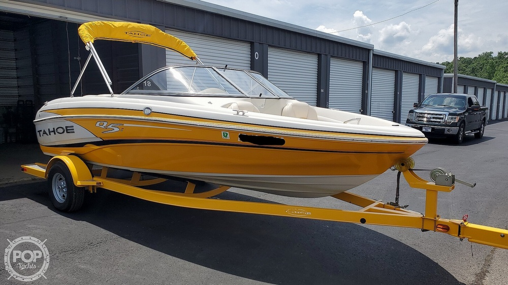 2013 Tahoe boat for sale, model of the boat is Q5i & Image # 6 of 40