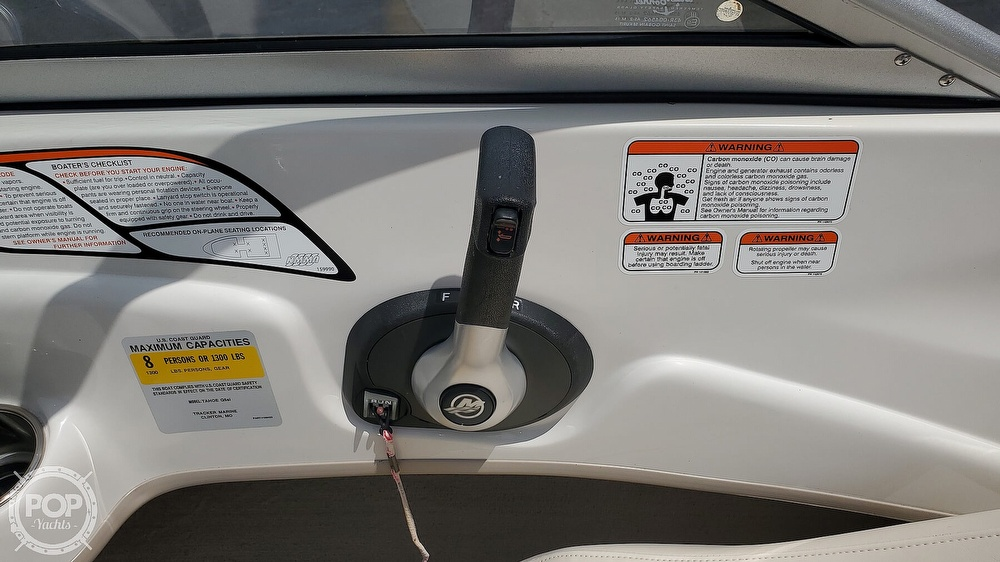 2013 Tahoe boat for sale, model of the boat is Q5i & Image # 20 of 40