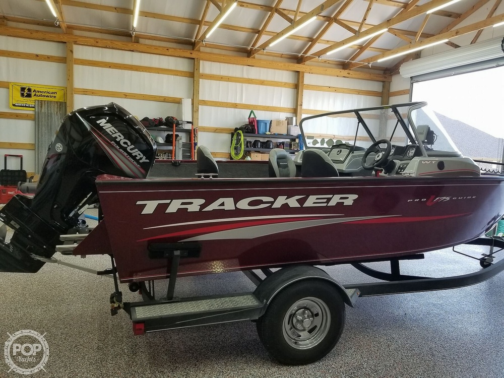 2018 Tracker Boats boat for sale, model of the boat is Pro Guide V-175 WT & Image # 6 of 40