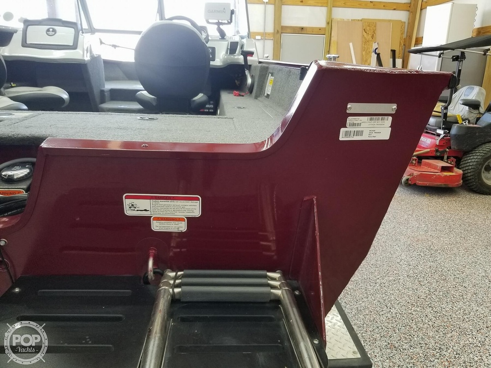2018 Tracker Boats boat for sale, model of the boat is Pro Guide V-175 WT & Image # 8 of 40