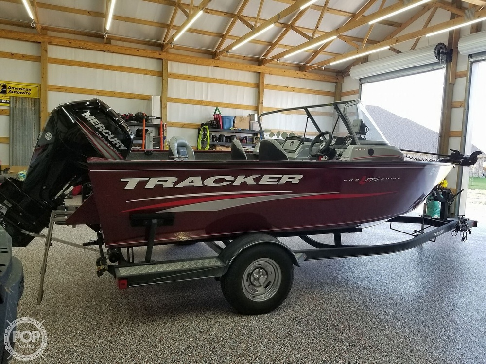 2018 Tracker Boats boat for sale, model of the boat is Pro Guide V-175 WT & Image # 10 of 40