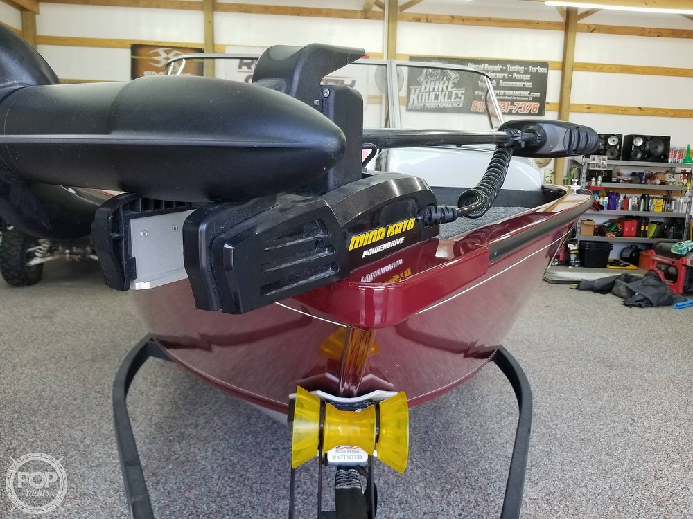 2018 Tracker Boats boat for sale, model of the boat is Pro Guide V-175 WT & Image # 18 of 40