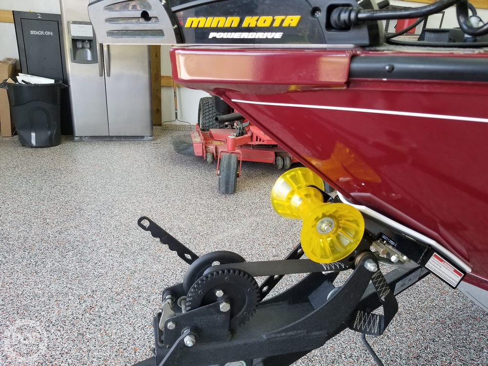 2018 Tracker Boats boat for sale, model of the boat is Pro Guide V-175 WT & Image # 20 of 40