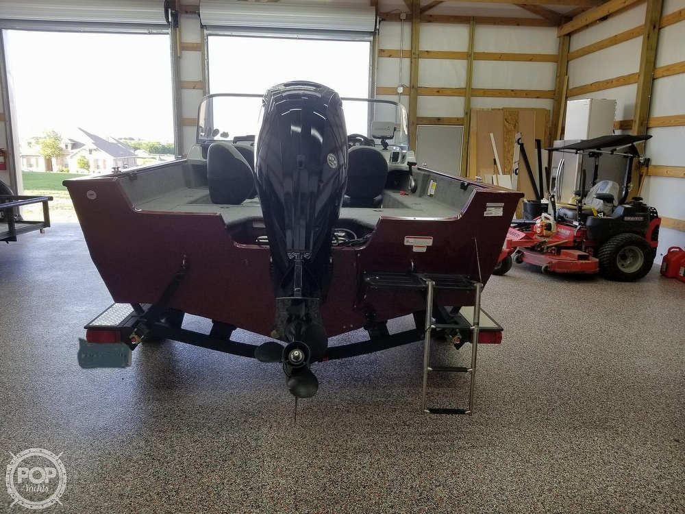 2018 Tracker Boats boat for sale, model of the boat is Pro Guide V-175 WT & Image # 26 of 40