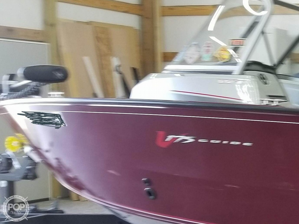 2018 Tracker Boats boat for sale, model of the boat is Pro Guide V-175 WT & Image # 4 of 40