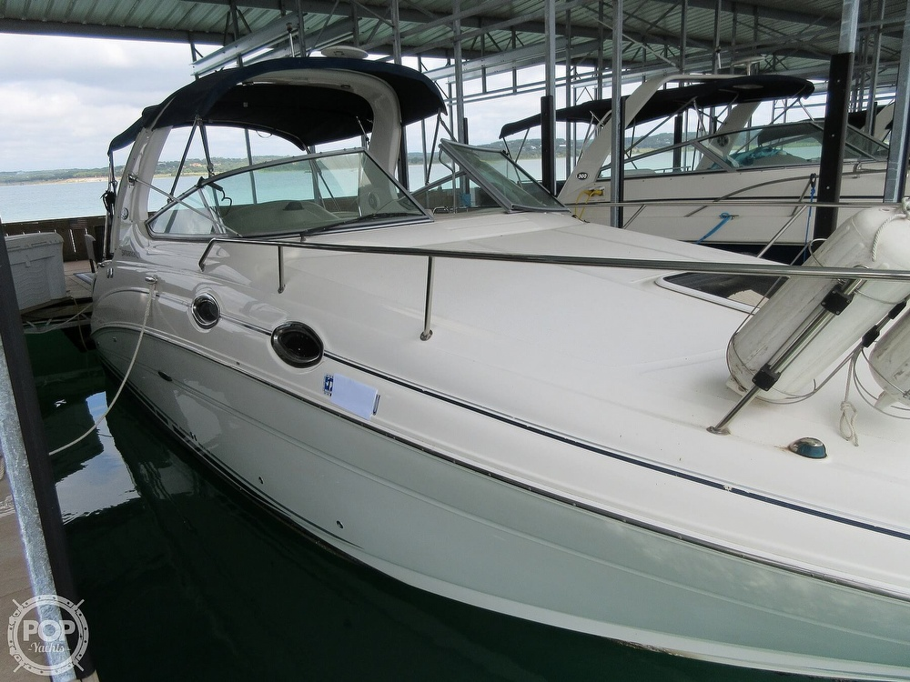 2008 Sea Ray boat for sale, model of the boat is 280 Sundancer & Image # 26 of 40