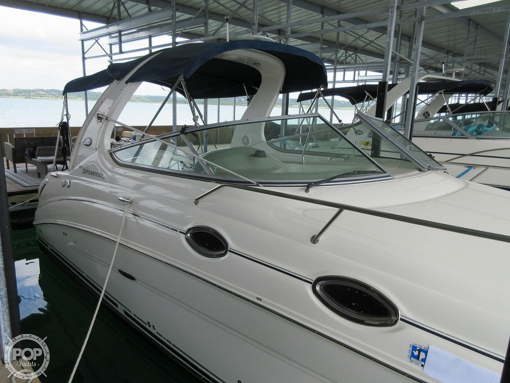 2008 Sea Ray boat for sale, model of the boat is 280 Sundancer & Image # 29 of 40