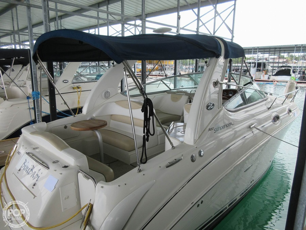 2008 Sea Ray boat for sale, model of the boat is 280 Sundancer & Image # 35 of 40