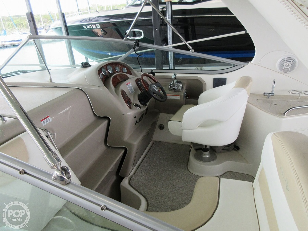 2008 Sea Ray boat for sale, model of the boat is 280 Sundancer & Image # 12 of 40