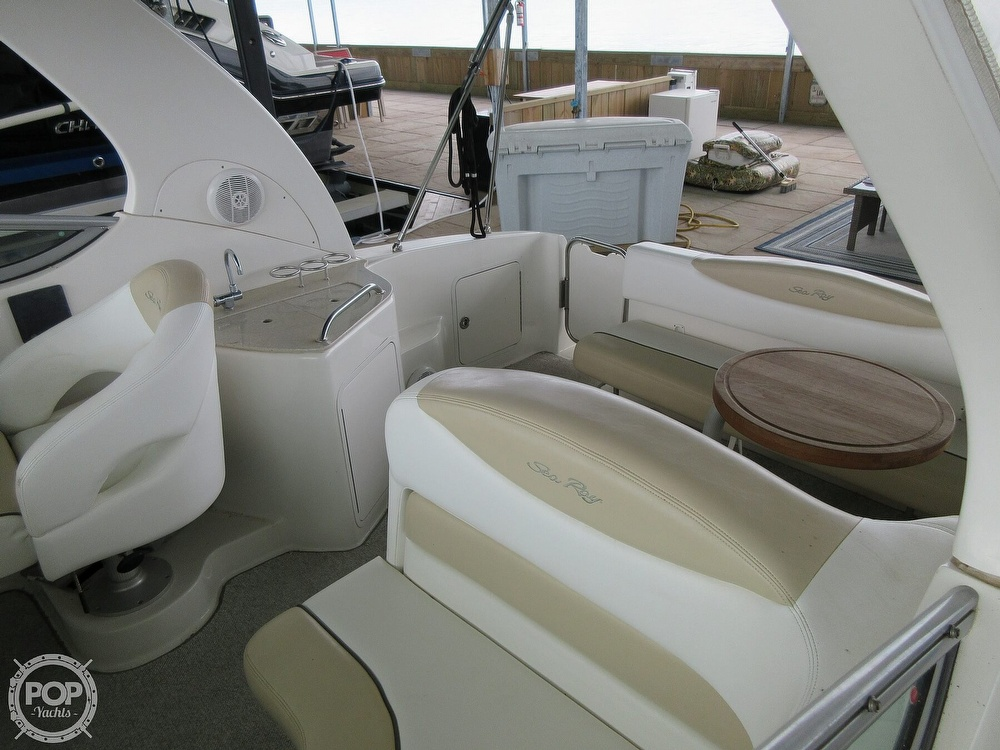 2008 Sea Ray boat for sale, model of the boat is 280 Sundancer & Image # 13 of 40