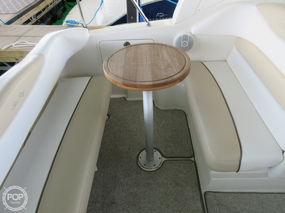 2008 Sea Ray boat for sale, model of the boat is 280 Sundancer & Image # 16 of 40
