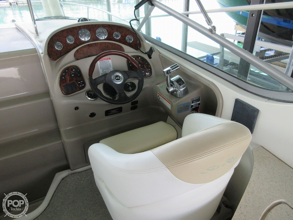 2008 Sea Ray boat for sale, model of the boat is 280 Sundancer & Image # 18 of 40