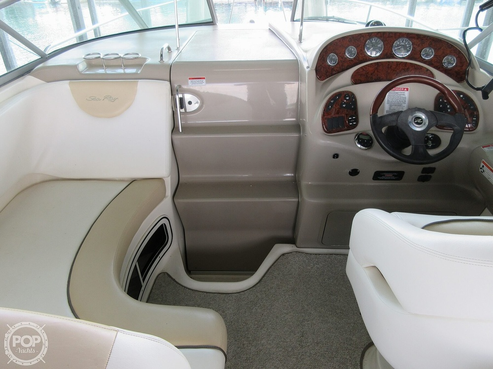 2008 Sea Ray boat for sale, model of the boat is 280 Sundancer & Image # 17 of 40