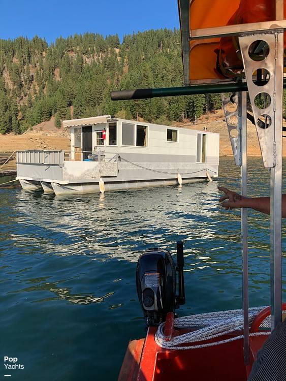 2001 Homebuilt boat for sale, model of the boat is 34 & Image # 9 of 18