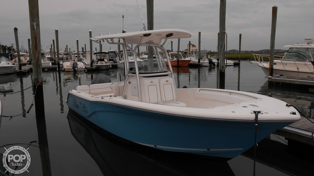 2014 Sea Fox boat for sale, model of the boat is 246 Commander & Image # 2 of 40