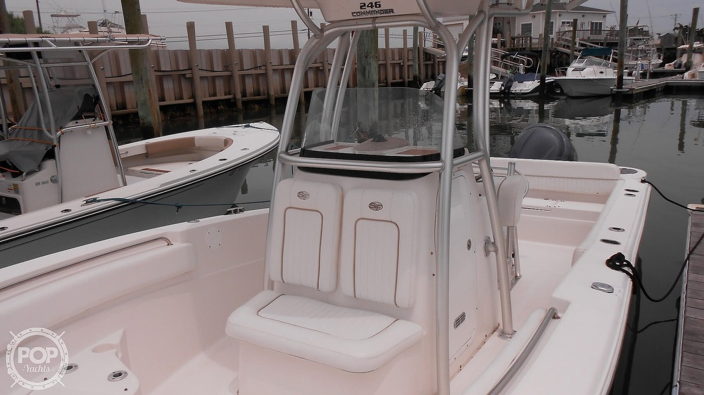 2014 Sea Fox boat for sale, model of the boat is 246 Commander & Image # 9 of 40
