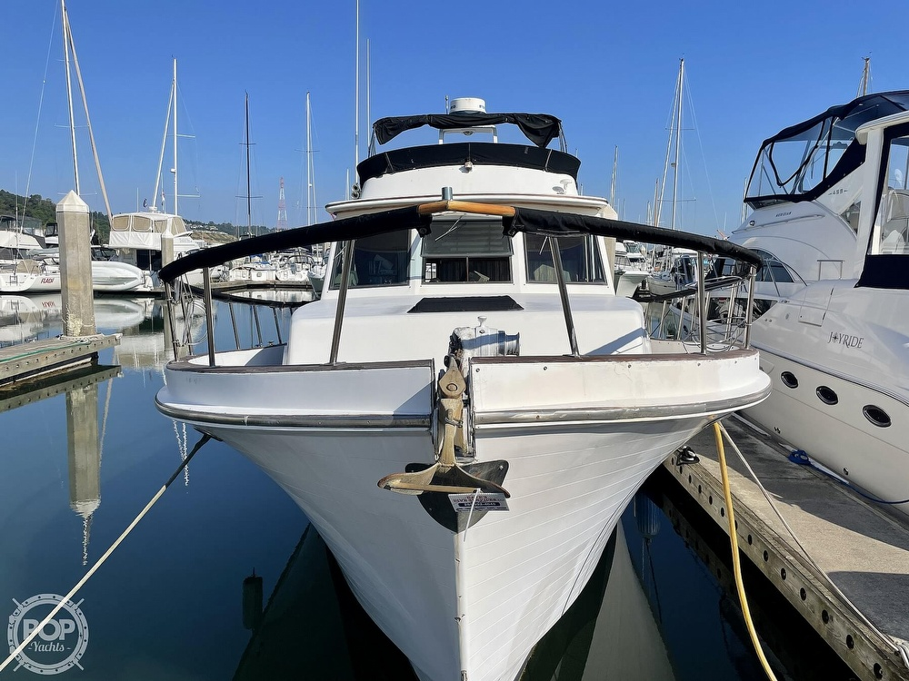 1984 CHB boat for sale, model of the boat is Motor Yacht 45 & Image # 5 of 40