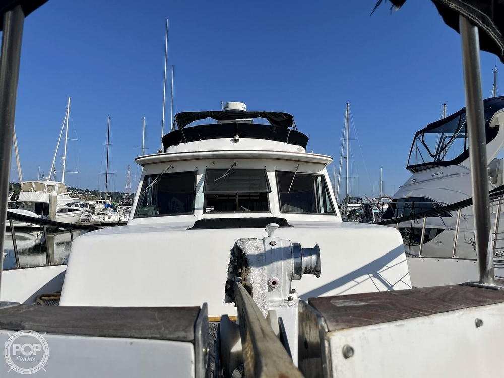 1984 CHB boat for sale, model of the boat is Motor Yacht 45 & Image # 6 of 40