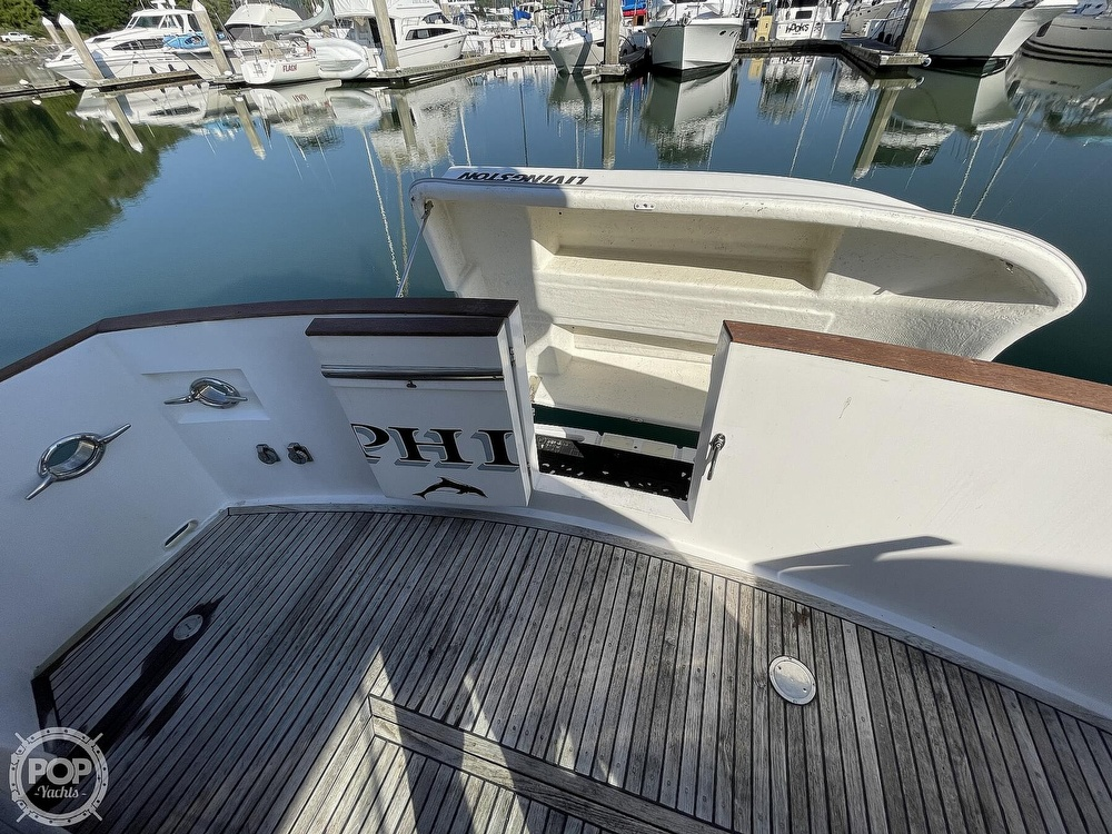1984 CHB boat for sale, model of the boat is Motor Yacht 45 & Image # 13 of 40