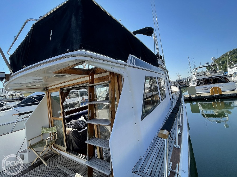 1984 CHB boat for sale, model of the boat is Motor Yacht 45 & Image # 14 of 40