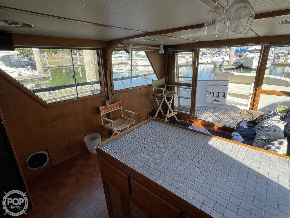 1984 CHB boat for sale, model of the boat is Motor Yacht 45 & Image # 25 of 40