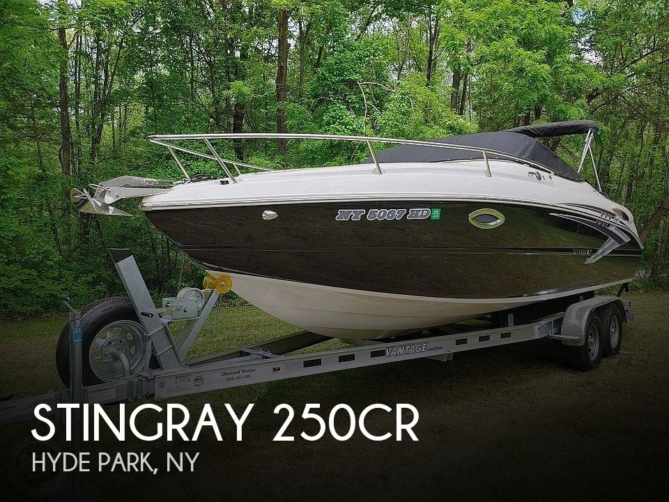 Used Power boats For Sale in Albany, New York by owner | 2020 Stingray 250CR