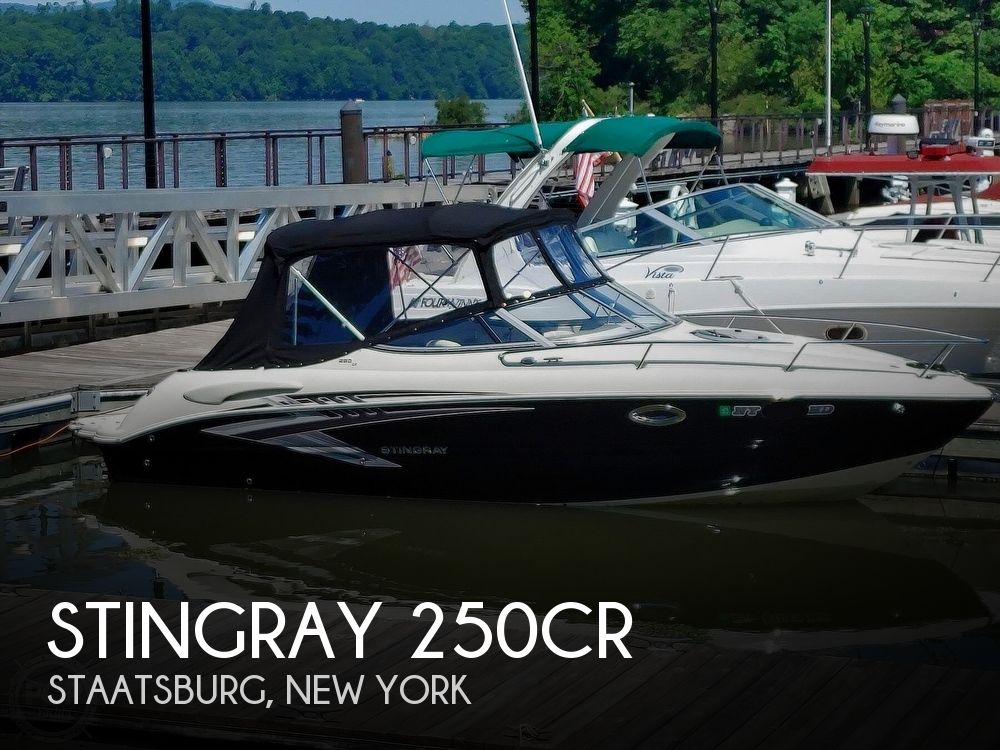 2020 Stingray boat for sale, model of the boat is 250CR & Image # 1 of 40