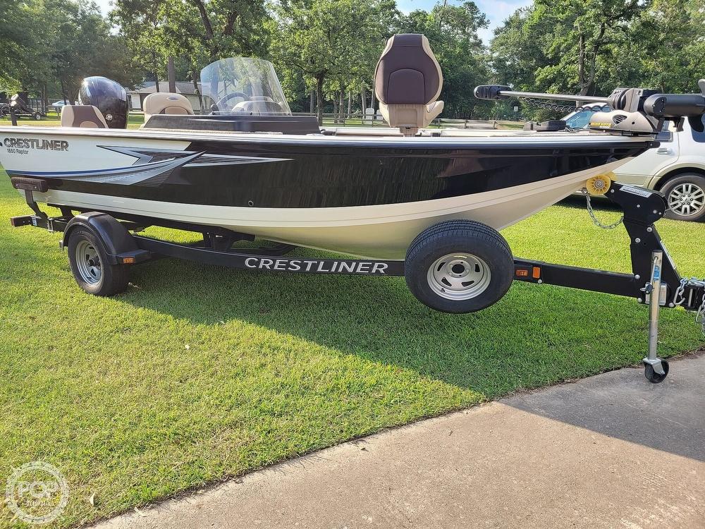 2016 Crestliner 1850