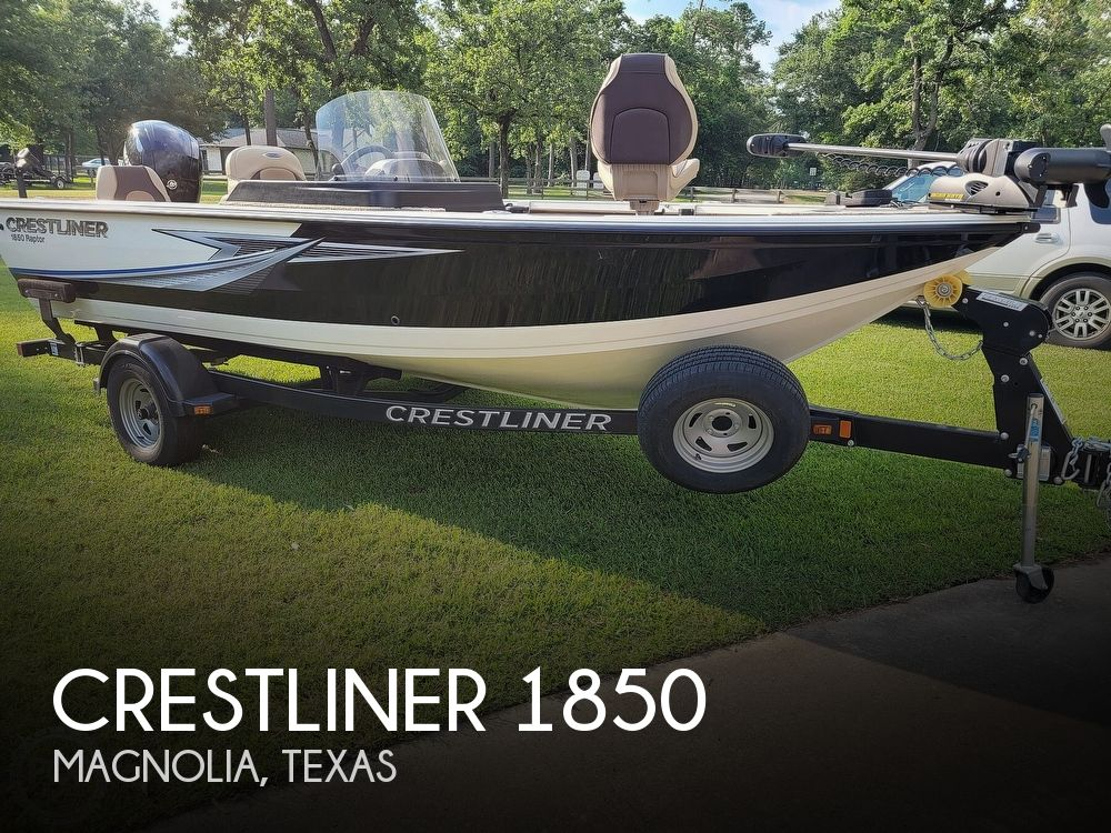 2016 CRESTLINER 1850 RAPTOR for sale